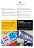 Customer choice, health and nutrition and Community impact - Tesco - Page 6