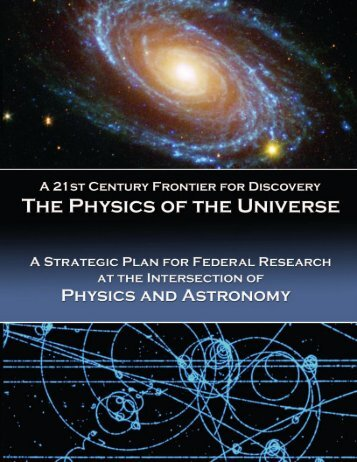 The Physics of the Universe - Secure web home page - Michigan ...
