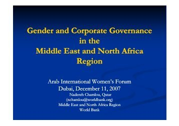 g - Arab International Women's Forum