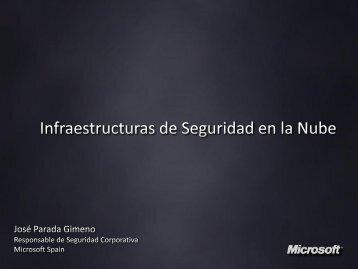 Infraestructura de Seguridad en la Nube - Criptored