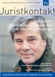 Juristkontakt 7 - 2002