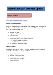 Education-Course-Options