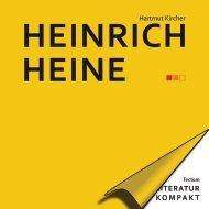 Heinrich Heine - Literatur kompakt