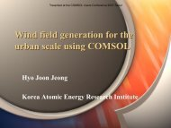 Download Presentation (1.5 MB) - COMSOL.com