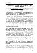 l'organisation et le fonctionnement du système judiciaire ... - Onuci - Page 3