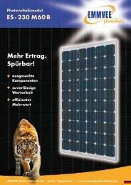 ES-230 M60 B - Activity Solar