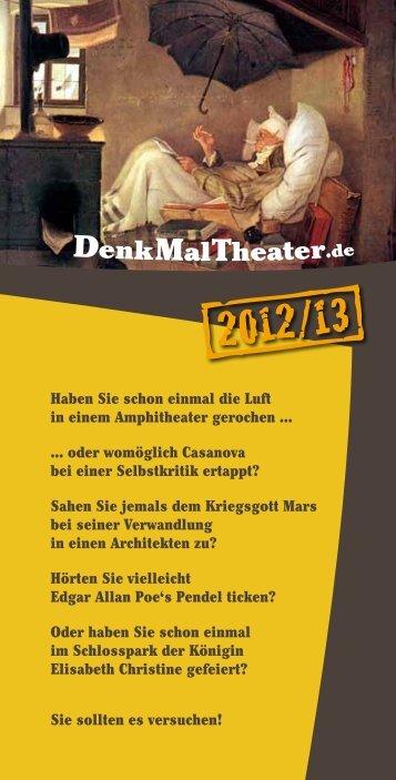 Your - DenkMalTheater.de