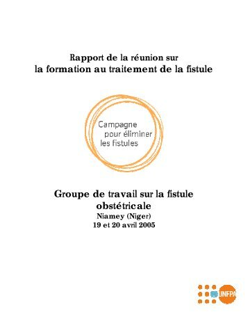 France - Campaign to End Fistula