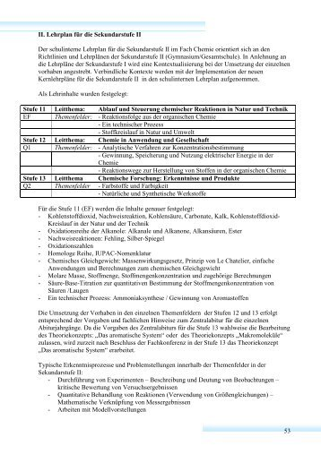 Schulinternes_CurriculumCH_Hopf SII - Landrat-Lucas Gymnasium
