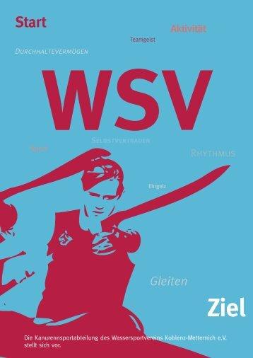 Gleiten - WSV Koblenz-Metternich