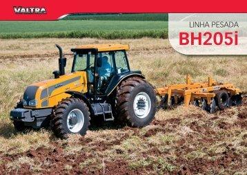 VT LINHA PESADA BH205i.indd - Valtra