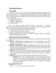 Protocolul Ethernet si TCP/IP