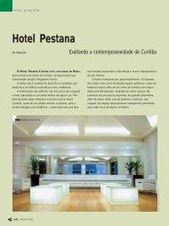 Hotel Pestana - Lume Arquitetura