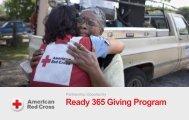Ready 365 Giving Program - American Red Cross