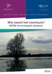 Folder MCPM 2014 - Infopunt Veiligheid