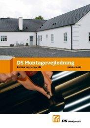 Montagevejledning - DS Elcobyg A/S