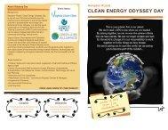 Odyssey Sponsor Doc - Virginia Clean Cities