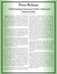 Kawennì:ios Newsletter - Enníska / February 2012 - Saint Regis ... - Page 2