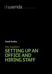 SETTING UP AN OFFICE AND HIRING STAFF - Wamda.com