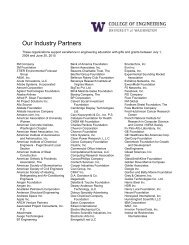 Our Industry Partners