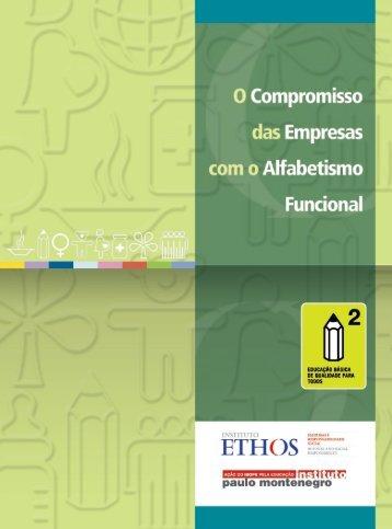 O Compromisso das Empresas com o Alfabetismo Funcional