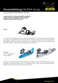 snowshoe-mountaineering (pdf) - Salewa - Page 3