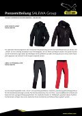 snowshoe-mountaineering (pdf) - Salewa - Page 5