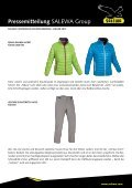 snowshoe-mountaineering (pdf) - Salewa - Page 6
