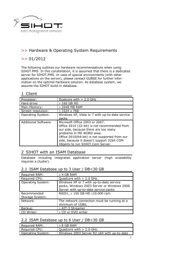 Patterson Imaging Hardware Requirements - FAQ