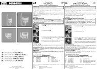 CO -Diffusor Diffuseur de CO D F GB I NL - Dennerle