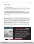 Airport Law Alert - Kaplan Kirsch & Rockwell LLP - Page 7