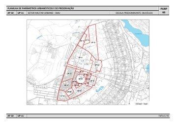 AP10 - UP-11 - Setor Militar Urbano - Sedhab