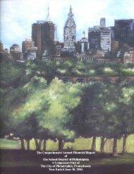 2004 - The School District of Philadelphia