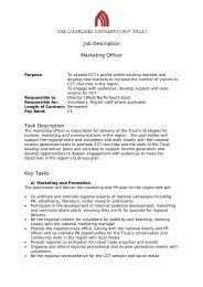 Job Description Marketing Officer Task Description Key Tasks