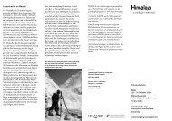 Landschaften im Wandel Die Hindukusch-Himalaja Region ... - icimod