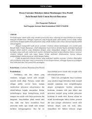 Peran Customer Relations dalam Membangun Citra Positif pada ...
