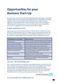 Opportunities for your Business Start-Up - Ulster Bank - Page 7