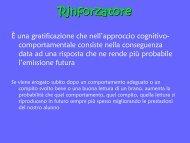 Rinforzatore - USP di Piacenza