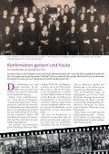 Konfirmation gestern und heute - Evangelische ... - Seite 6
