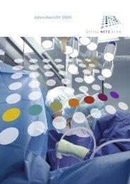 Jahresbericht 2009 - Spital Netz Bern