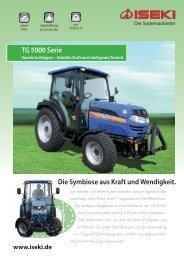 TG 5000 Serie - Schreiner Maschinen