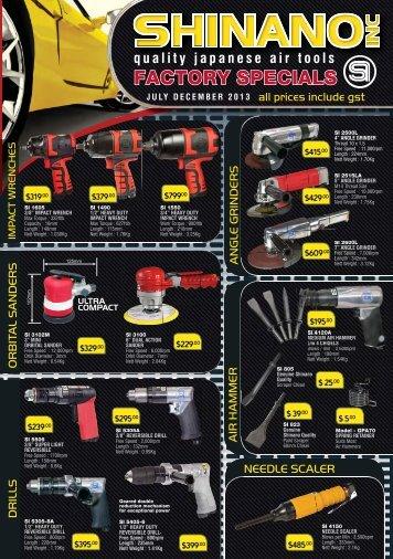 Shinano Brochure July December 2013 2.indd - McGinns