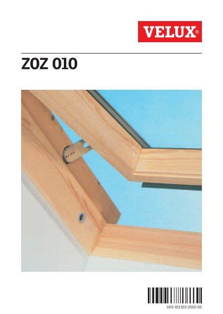 Opening Restrictor (ZOZ 010) - Velux