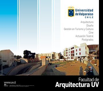 Facultad de Arquitectura UV - Sitio en Construcción
