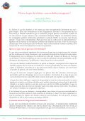 "Numéro 9 - Avril 2011 - Chaire ""Modélisation prospective - Page 2"