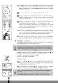 manuel d'utilisation gebrauchsanweisung instrucciones de ... - Zibro - Page 6
