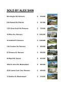 SOLD BY ALEX SHIN - Harcourts - Page 6