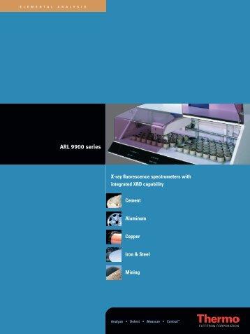 ARL 9900 series