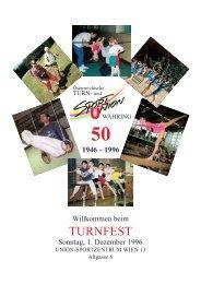 50 Jahre Turn - Sportunion Währing