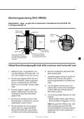 Monterings/ Installationsanvisning SRBG2 - EKO Ventilationsdetaljer - Page 7